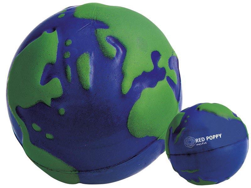 Anti-stress bal van kneedbaar foammateriaal