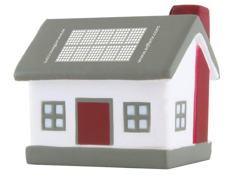 Anti-stress huis mensor