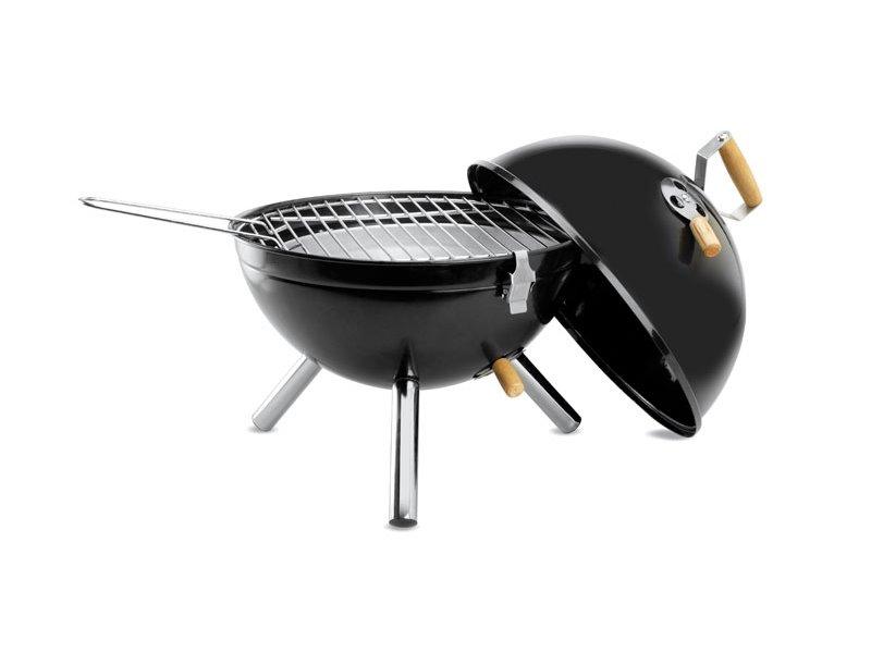 Zeer handzame barbecue