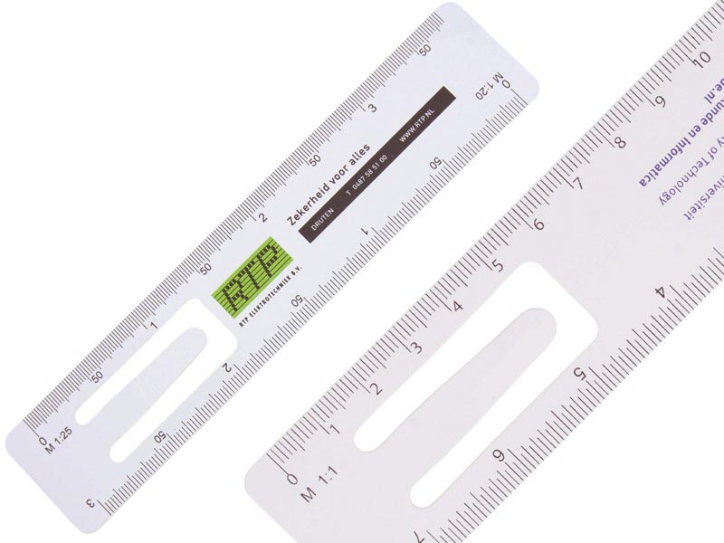 Bladwijzer lat 15 cm