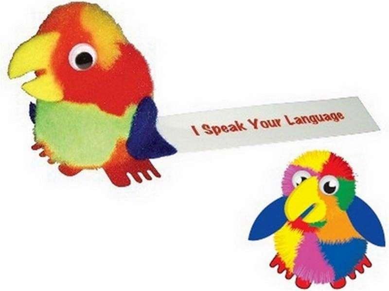 Winnie papegaai