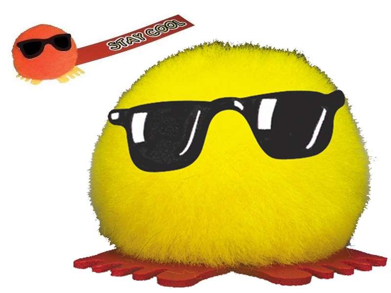 Winnie zonnebril