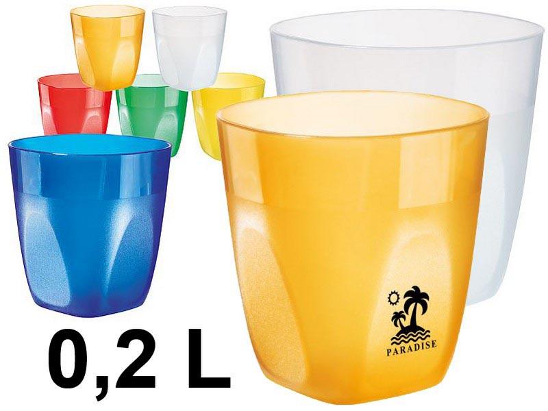 Drinkbeker 200 ml