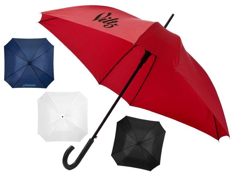23 5 inch vierkante automatische paraplu