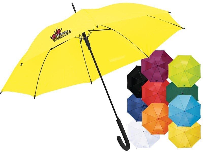 Paraplu dia 94 cm met automatische telescoopvering