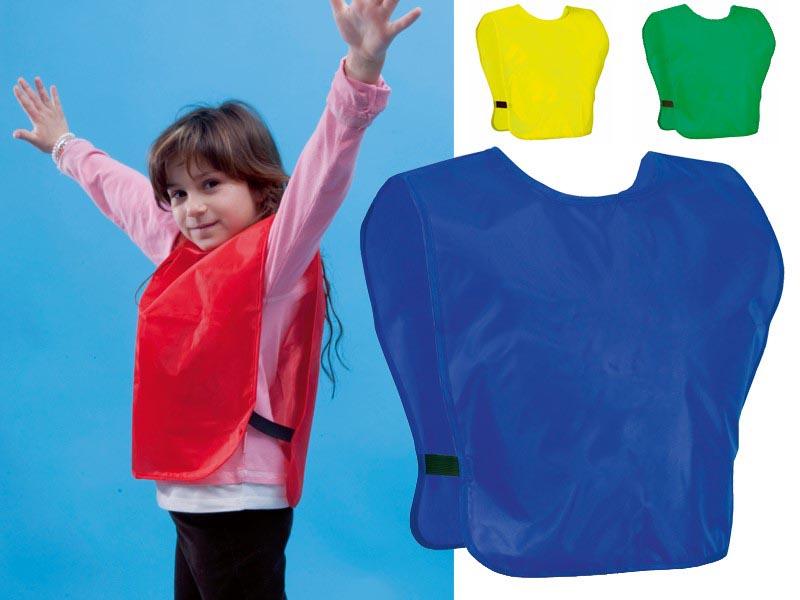 Kindervest van 190t polyester, 1 maat