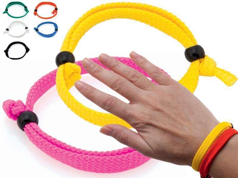 Aanpasbare armband polyester bolsa