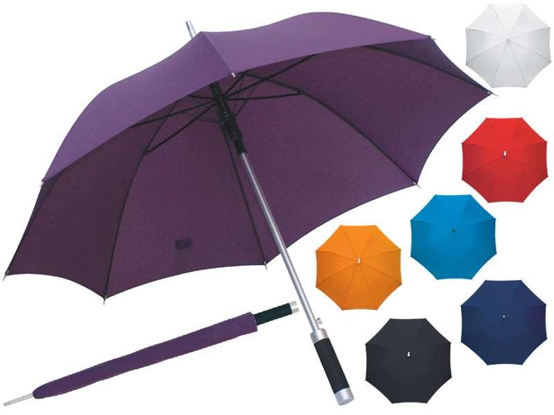 Automatische paraplu finball met aluminium steel