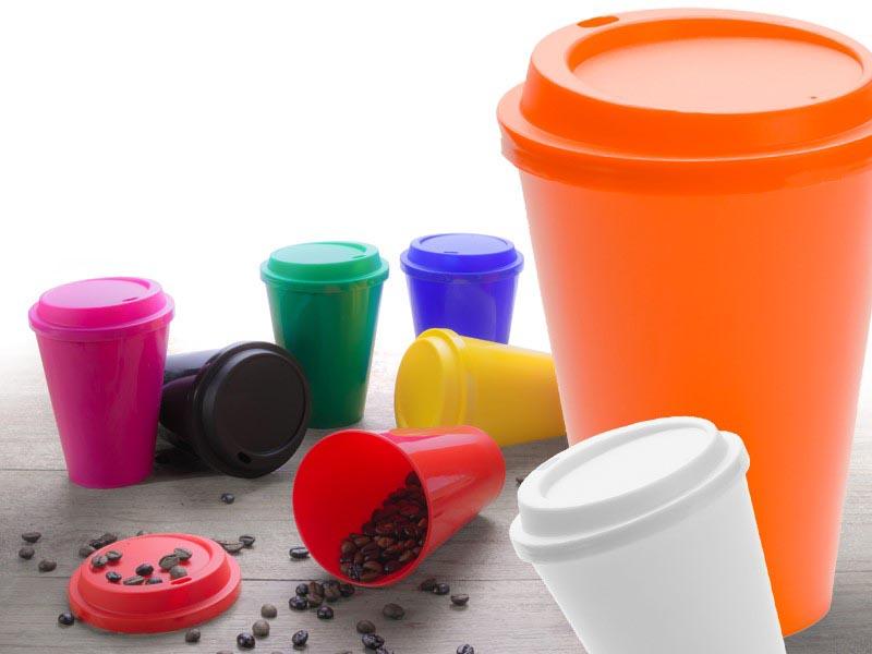 Pp plastic drinkbeker  440 ml