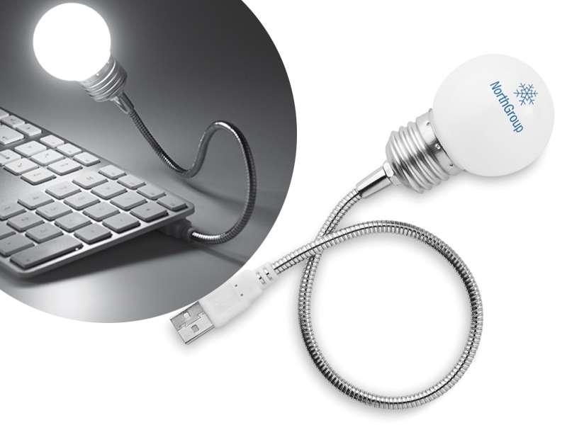 Flexibel aluminium en pp led-licht