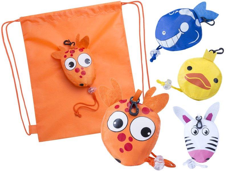 Opvouwbare trektouw tas voor kinderen