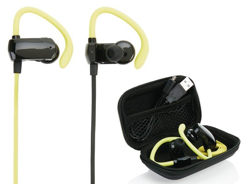 Draadloze bluetooth sport oortelefoon