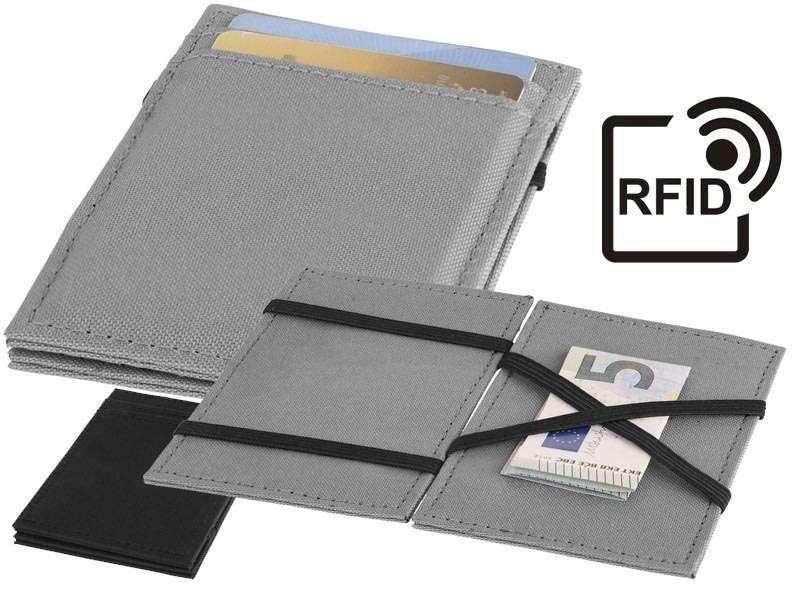 Rfid overslag portemonnee