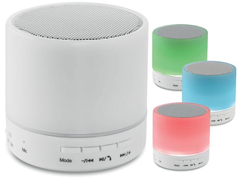 2.1 bluetooth® luidspreker met sfeerlicht