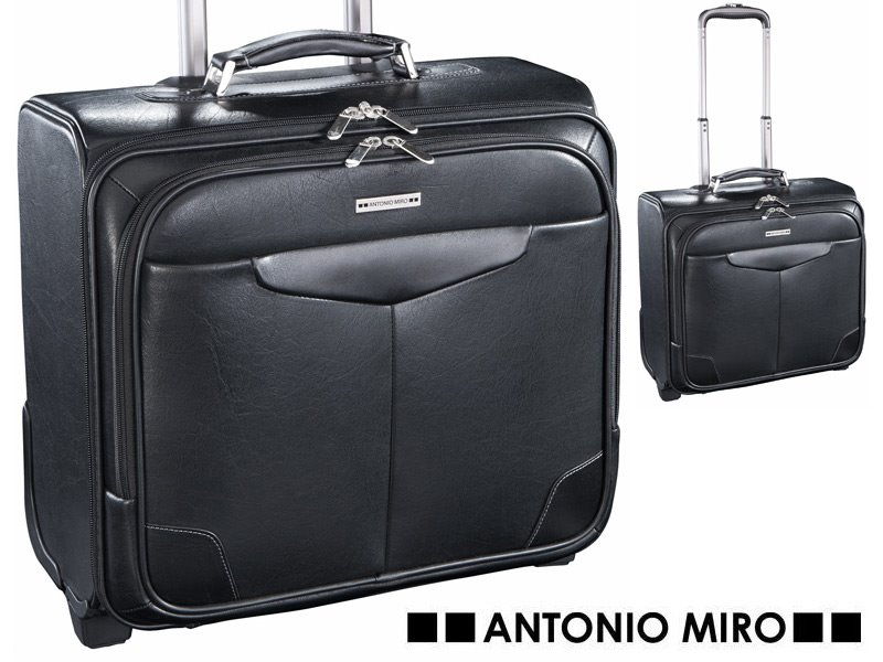 Trolley met laptop compartiment 15 inch dau