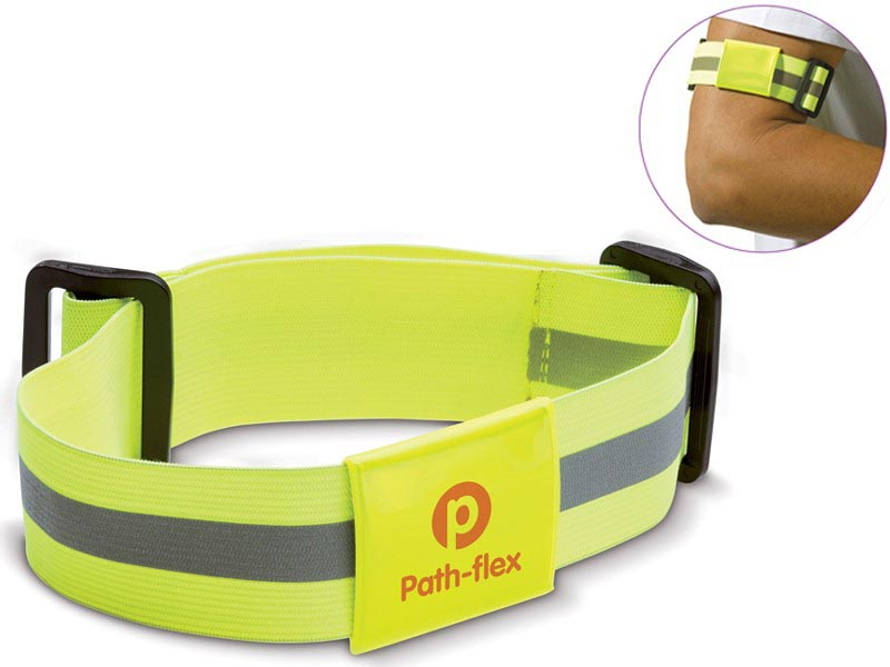 Fluoriserende elastische armband