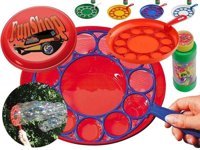 Zeepbellenspel 3-delig
