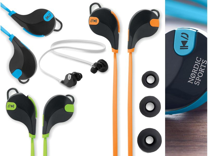 4.2 bluetooth® stereo oortjes