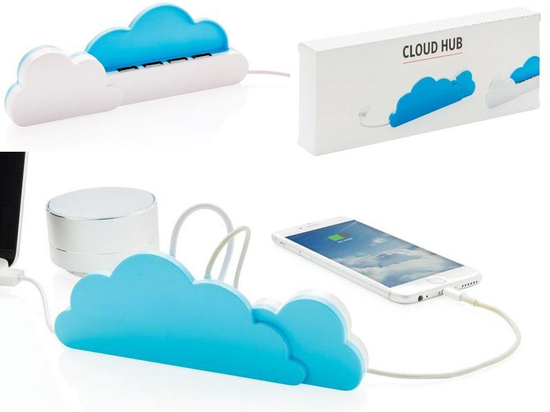 Usb hub cloud