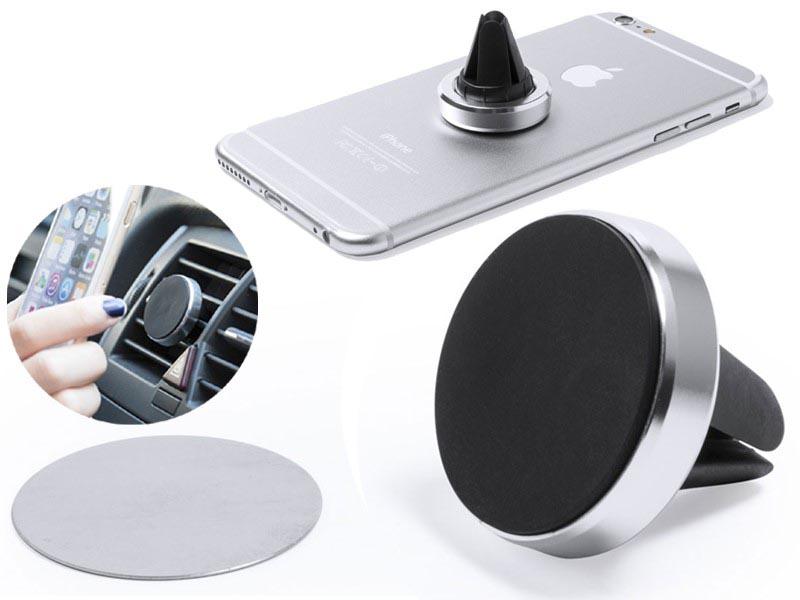 Aluminium mobielhouder auto