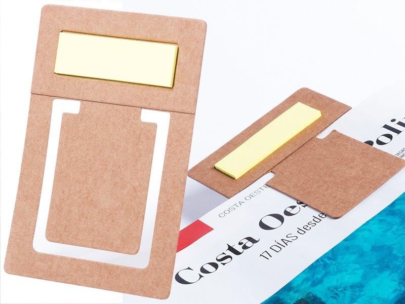 Boekenlegger gerecycleerd karton