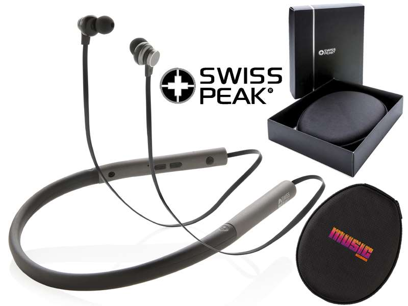 Swiss peak bass oordoppen