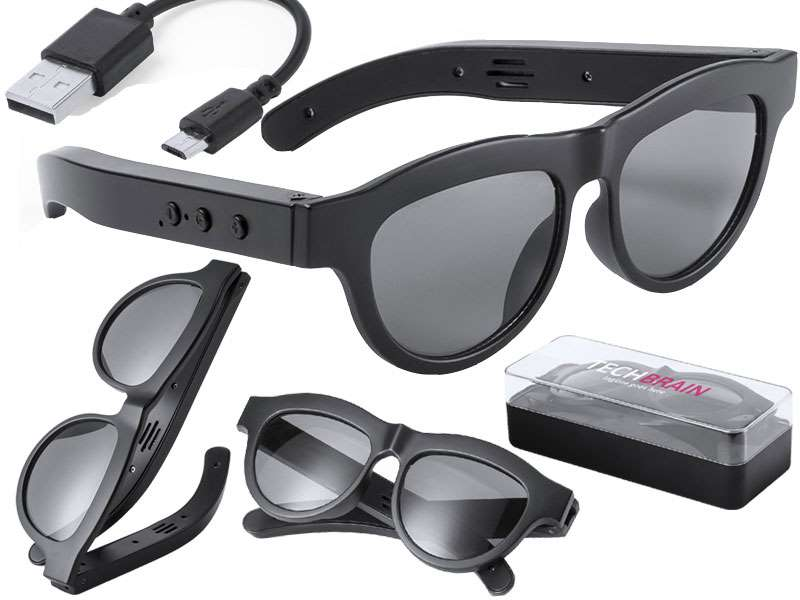 Bluetooth® luidspreker bril