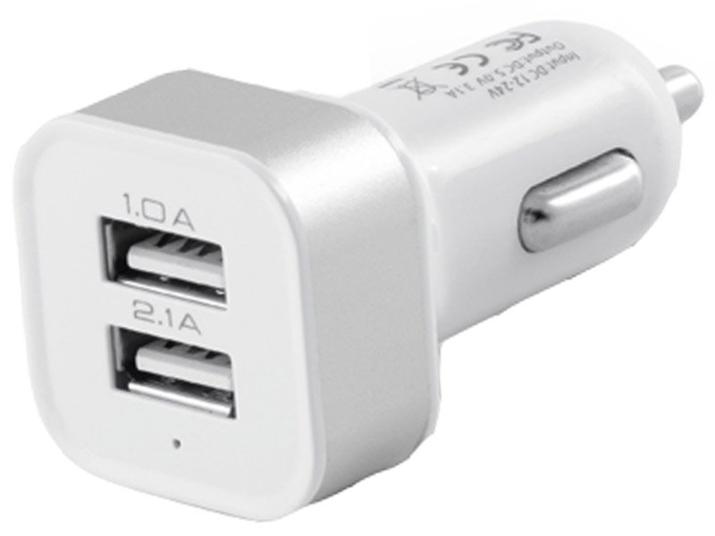 Usb auto oplader dary
