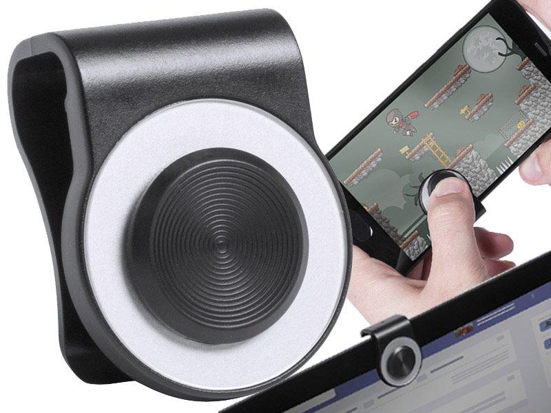 Webcam blokker joystick