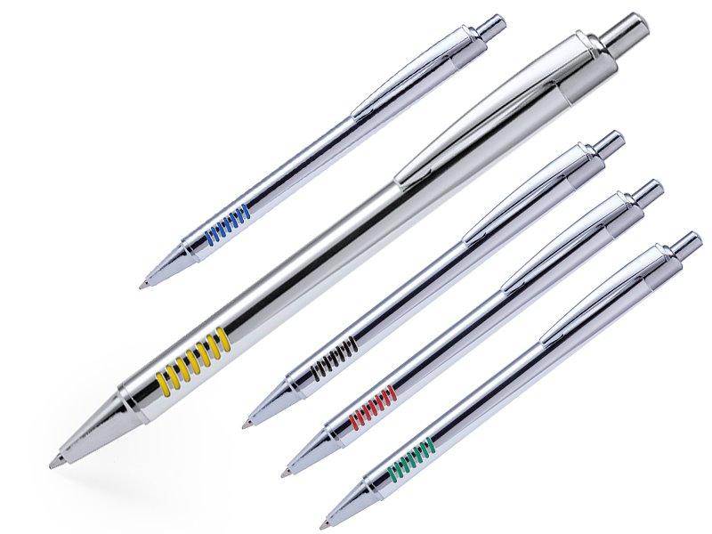 Aluminium pen frm jumbo vulling blauwschrijvend