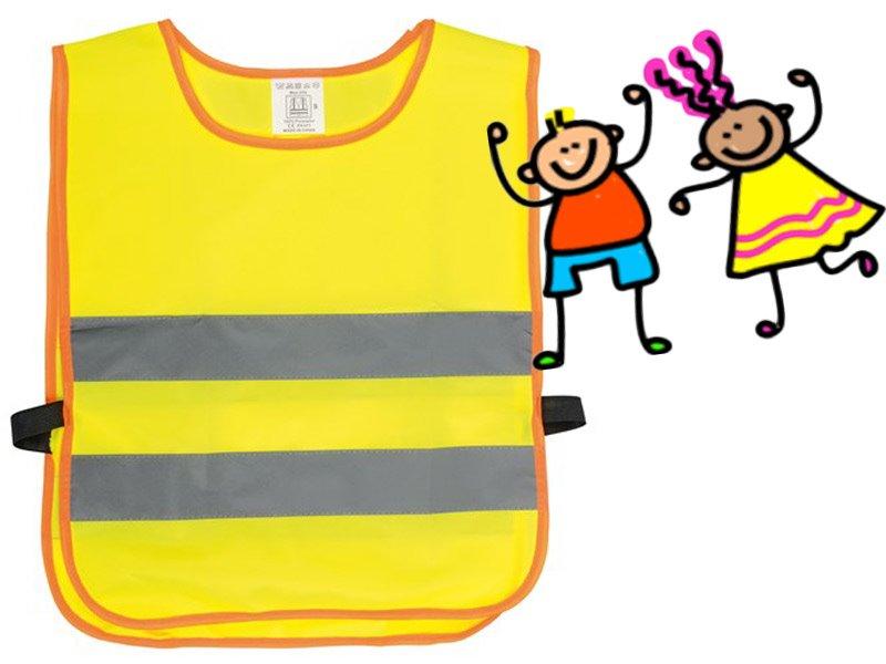 Veiligheidsvestje voor kinderen