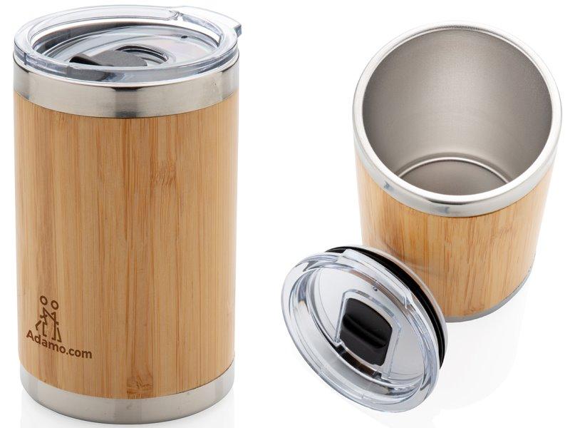 Eco bamboe koffiebeker 270 ml