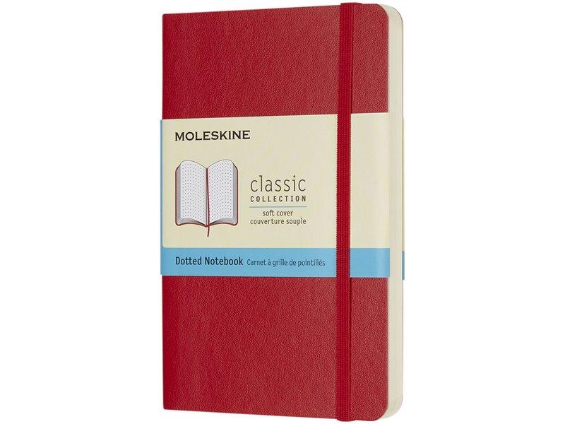 Moleskine classic pk softcover notitieboek stippen