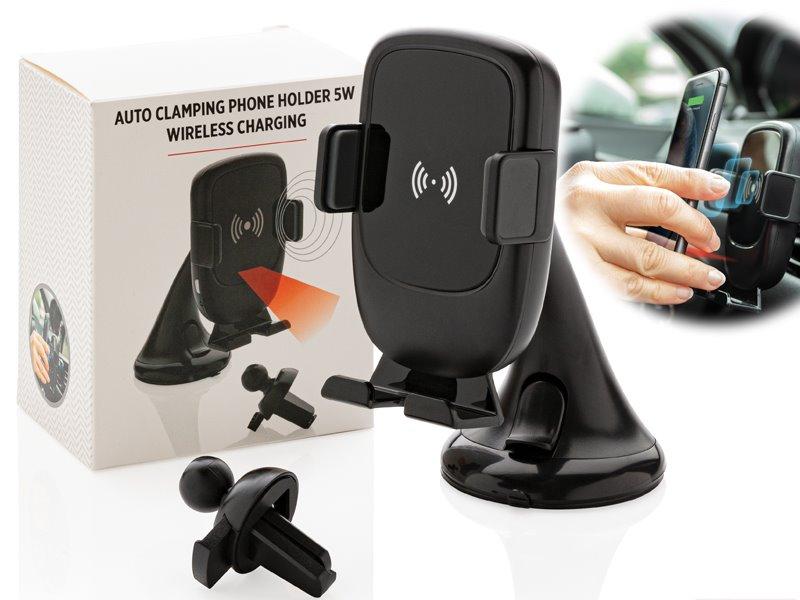 Auto infrarood telefoonhouder met draadloze lader
