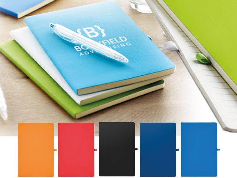 Rainbow a5 softcover notitieboek