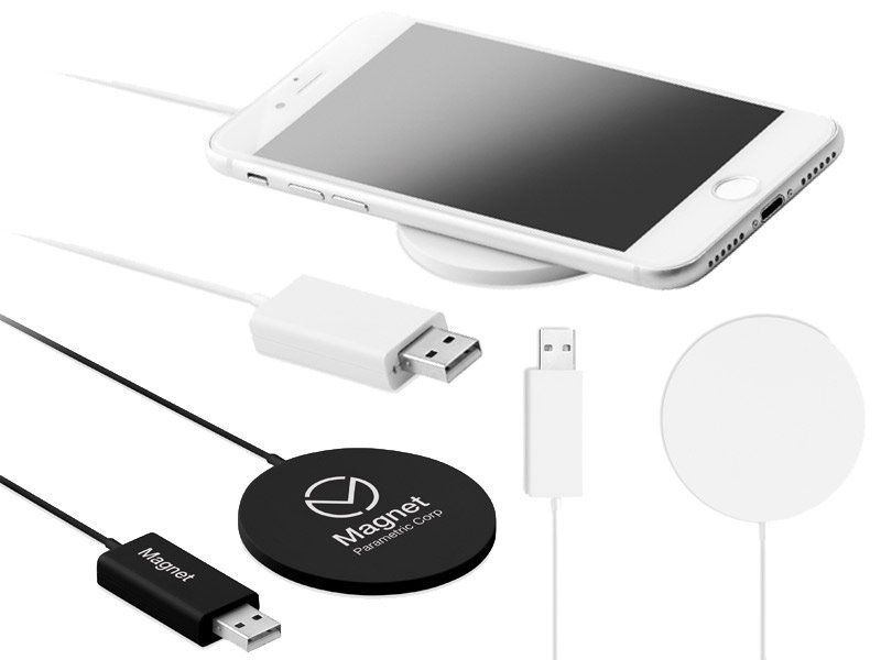 Thinny wireless ultradunne draadloze oplader
