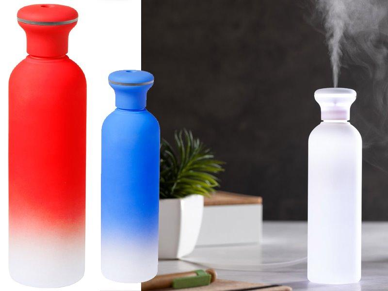 Luchtbevochtiger met led lichtjespaffil