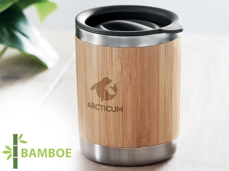 Bamboe drinkbeker 250ml lokka