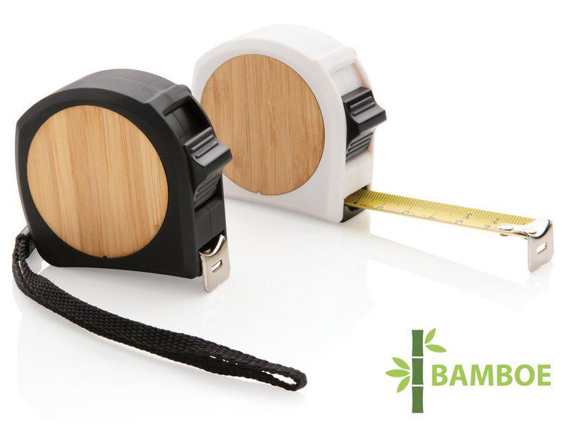 Bamboe rolmaat 5m/19mm