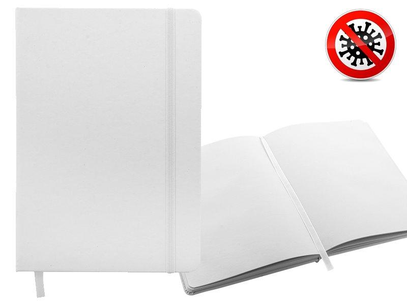 Antibacterieel notitieboekje clean