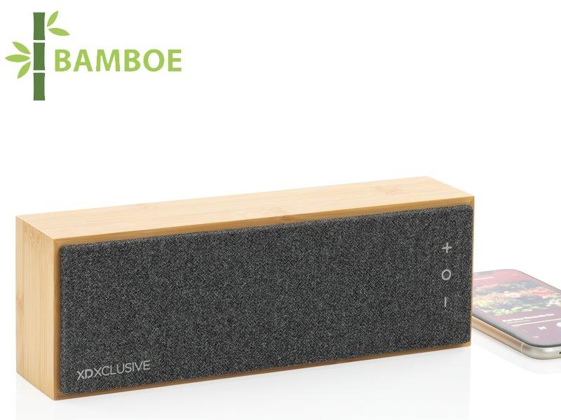 Wynn 10w bamboe draadloze speaker