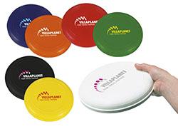Frisbee diameter 21 cm met ringen