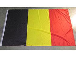 Vlag 'belgie' formaat 60 x 90 cm