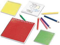 Kleurboekje met 25 pagina's
