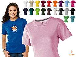 Dames t-shirt 160 gr