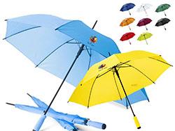 Paraplu met automatische telescoopvering dia 94 cm