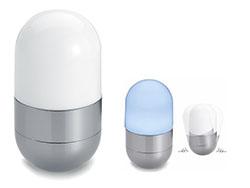 Wiebelende led bureaulampje met pp bovenkant