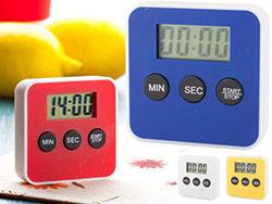 Keukenwekker, timer en klok