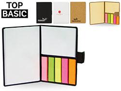 Eco notitieboek 80 x 106 mm