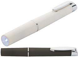 Dokterszaklamp in de vorm van een pen